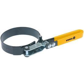 Cheie cu bandă pentru filtru de ulei Vorel, 83 - 95 mm