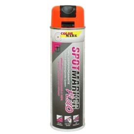 COLORMARK Spray marcaj Spotmarker portocaliu fluorescent - 500ml cod 201493