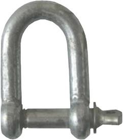 Cheie de Tachelaj Profil 'U' - 6mm  - 651019