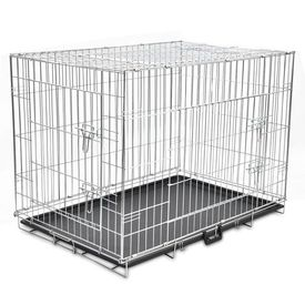 Cușcă pliabilă pentru câini, mărime XL