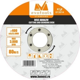 Disc Abraziv ETS 180x3mm - 613010