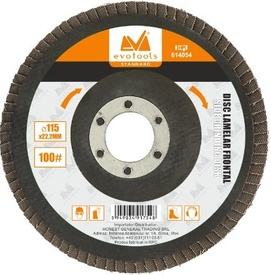 Disc Lamelar Frontal 115x60mm - 614052