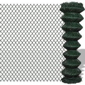 Gard lanț 1,5 x 25 m, Verde