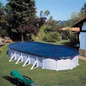 Gre Husă de piscină pentru iarnă, 730 x 375 cm