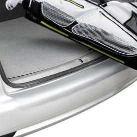 [in.tec]® Folie de protectie pentru bara de protectie / folie - Audi A6 Avant típus 4G/C7 - transparenta