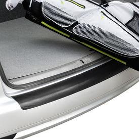 [in.tec]® Folie de protectie pentru bara de protectie / folie - BMW X3 (típus F25) - gri grafit