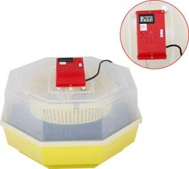 Incubator Electric Cleo - 5 cu Termohigrometru - 673770