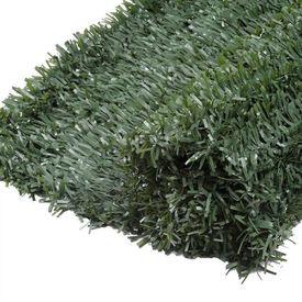 Nature Gard de grădină, tufiș artificial, verde, 1 x 3 m, 6050341