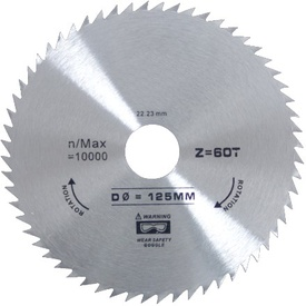 Panza Circulara Lemn 115mmx56T - 638015