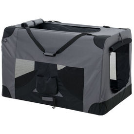 [pro.tec]® Geanta transport patruped - box XXXL gri