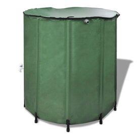 Rezervor de apă de ploaie pliabil 750 L