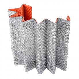 Saltea camping pliabila Zajo 1.8 Folding Matt, 183 x 57 x 1.8 cm Culoare Portocaliu