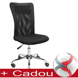 Scaun birou copii mesh SL Q122 negru