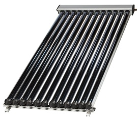 Sistem Colector Panou Solar cu Tuburi Heat Pipe SPA-58 / T[buc]: 18; D[mm]: 58; L[mm]: 1800