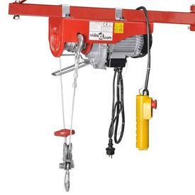 Troliu electric 500 W 100/200 kg