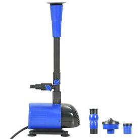 vidaXL Pompă de fântână, 38 W, 1500 L/h