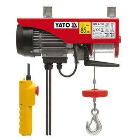 Yato Troliu electric cu cablu 900 W 250/500 kg