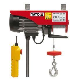 Yato Troliu electric cu cablu 500 W 125/250 kg