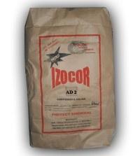 Adeziv profesional pentru placari interioare si exterioare IZOCOR AD2 - 25  kg