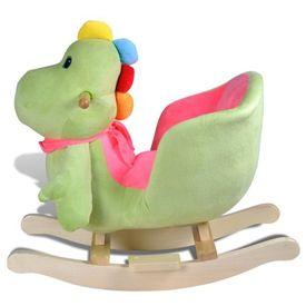 Balansoar în formă de animal, dinozaur