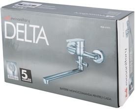 Baterie Delta Cada Pipa Lunga / L[mm]: 200; H[mm]: 60; D[mm]: 145±20