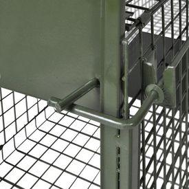 Cușcă capcană cu 2 uși