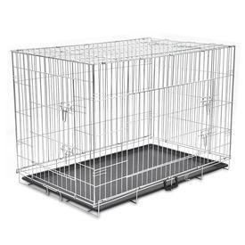Cușcă pliabilă pentru câini, mărime XXL