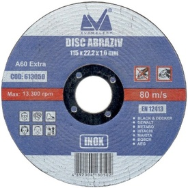 Disc Abraziv Evoselect A60 Extra 115x1.2mm - 613050