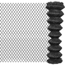 Gard plasă de sârmă din oțel, 25 x 1,5 m, gri