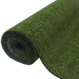 Gazon artificial, 1 x 25 m/7 - 9 mm, verde