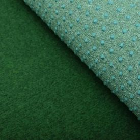Gazon artificial cu crampoane, verde, 3x1,33 m, PP