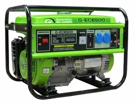 Generator de curent portabil monofazat 5.5 kw GREENFIELD-G-EC6500