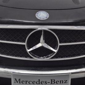 Mașină jucărie cu telecomandă Mercedes Benz 300SL 6 V, negru