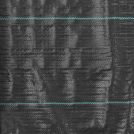 Membrană antiburuieni & antirădăcini, negru, 1 x 200 m, PP