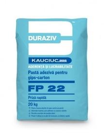 Pastă adezivă pentru gips-carton, cu priză rapidă - 20kg