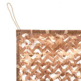 Plasă de camuflaj cu geantă de depozitare, 4 x 8 m