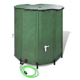 Rezervor de apă de ploaie pliabil 500 L