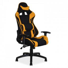 Scaun gaming SL Viper negru - galben