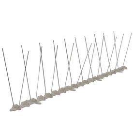 Set Bandă antipăsări din plastic, 6 buc.
