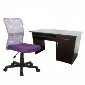 Set scaun si birou scolar