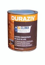 Lazură concentrată pe bază de apă DURAZIV Clima Protect - 2.5 kg