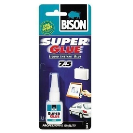 BISON Super Glue Professional 7,5ml bl.