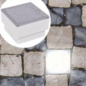 Corp de iluminat încastrabil cu LED 100 x 100 x 68 mm, 12 buc.