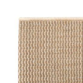 Covor aspect sisal de interior/exterior, 160 x 230 cm, bej