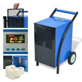 Dezumidificator sistem dezghețare cu gaz cald 50L/24h 860W
