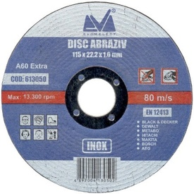 Disc Abraziv Evoselect A60 Extra 125x1.2mm - 613051