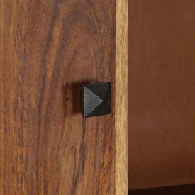 Dulap înalt, 90x35x170 cm, lemn masiv de sheesham