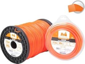 Fir Nylon Patrat 2.4mm - 654096