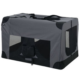 Geanta transport patruped - box XXXXL gri