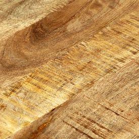 Măsuță de cafea, 60 x 60 x 45 cm, lemn masiv de mango